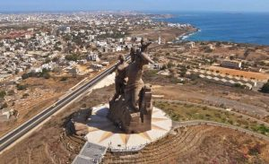 monument-renaissance Dakar