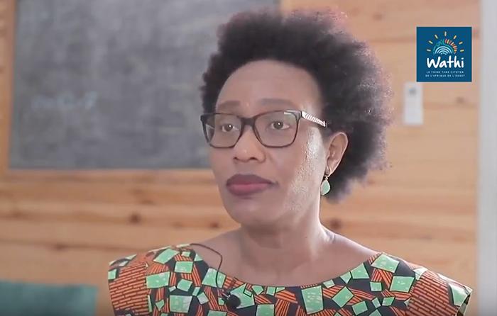 Hawa Ba est la directrice-pays d'OSIWA au Sénégal. L'Open Society Initiative for West Africa (OSIWA) est une fondation de plaidoyer et d'octroi de subventions qui fait partie du réseau mondial Open Society Foundations Network.