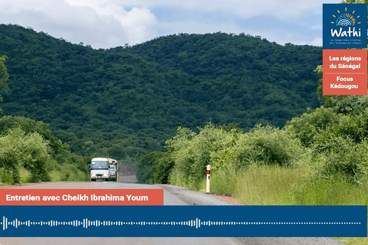 """Cheikh Youm, Géologue:""""Préserver et valoriser la réserve de Dindéfelo en vue d'un développement humain et socioéconomique durable"""""""