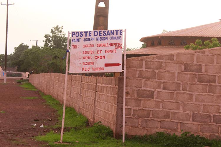Sante-Kedougou