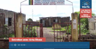 """Anta Dione, Professeur:""""Les garçons abandonnent l'école pour aller vers les sites d'orpaillage"""""""