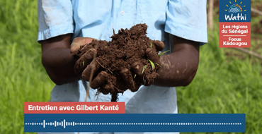 Gilbert Kanté, Entrepreneur numérique: «Nous sommes en manque crucial d'infrastructures notamment dans le domaine des technologies»