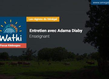 Adama Diaby, Enseignant:«Il ne faut pas occulter le rôle de l'école et des sages dans la conscientisation pour le respect de l'égalité à Kédougou»