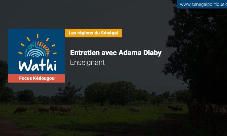 """""""La région de Kédougou est bel et bien une région multiculturelle. Cela est accentué par le phénomène de l'exploitation minière surtout artisanale ou l'orpaillage traditionnel...."""""""