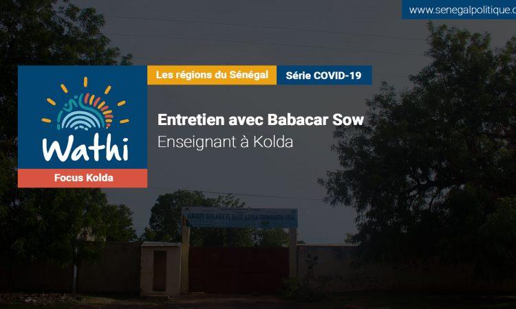 """""""La décision du président Macky Sall d"""