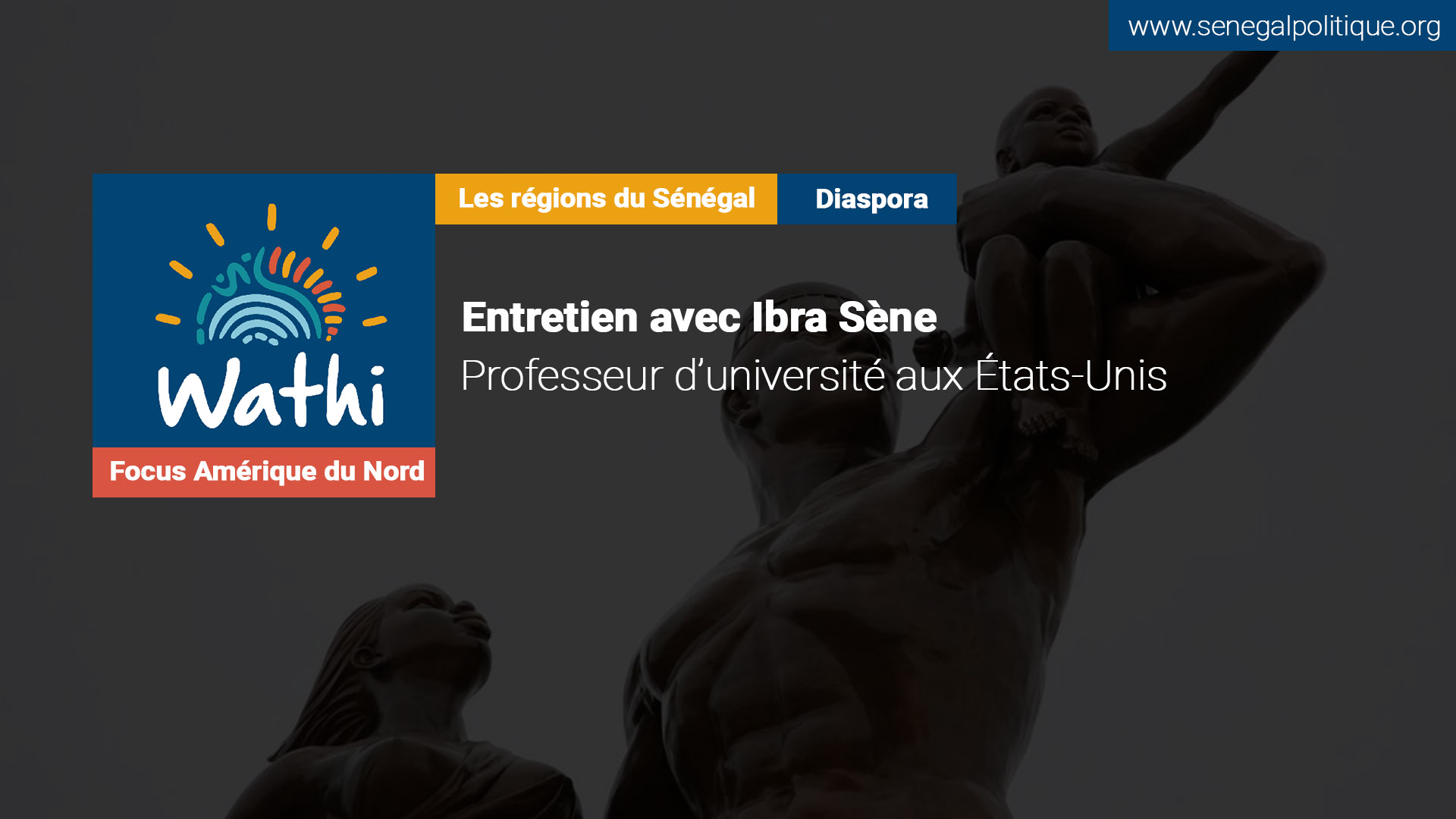 Ibra Sène, Professeur d'université aux États-Unis:«Il faut une «décolonisation» et une restructuration de l'université sénégalaise»