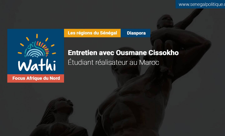 Ousmane Cissokho, Étudiant réalisateur au Maroc:«Ici, le milieu de l'enseignement supérieur est stable et il n'y a pas beaucoup de grèves»