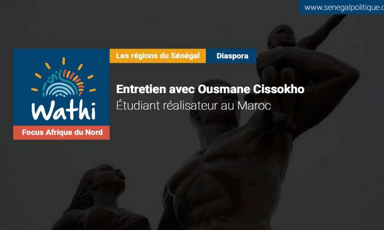 """""""Concernant les conditions dans lesquelles les étudiants sénégalais vivent, sur le plan scolaire, je les trouve assez favorables parce qu"""