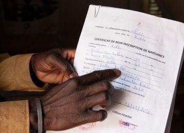 « Cela fait mal au cœur de voir un enfant arriver au Cm2 et ne pas passer l'examen parce qu'il n'a pas d'acte de naissance » Entretien avec Daouda Sidibé, Adjoint au maire de Kolda