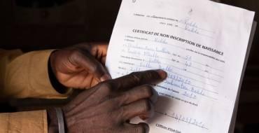 « Cela fait mal au cœur de voir un enfant arriver au Cm2 et ne pas passer l'examen parce qu'il n'a pas d'acte de naissance » Daouda Sidibé, Adjoint au maire de Kolda