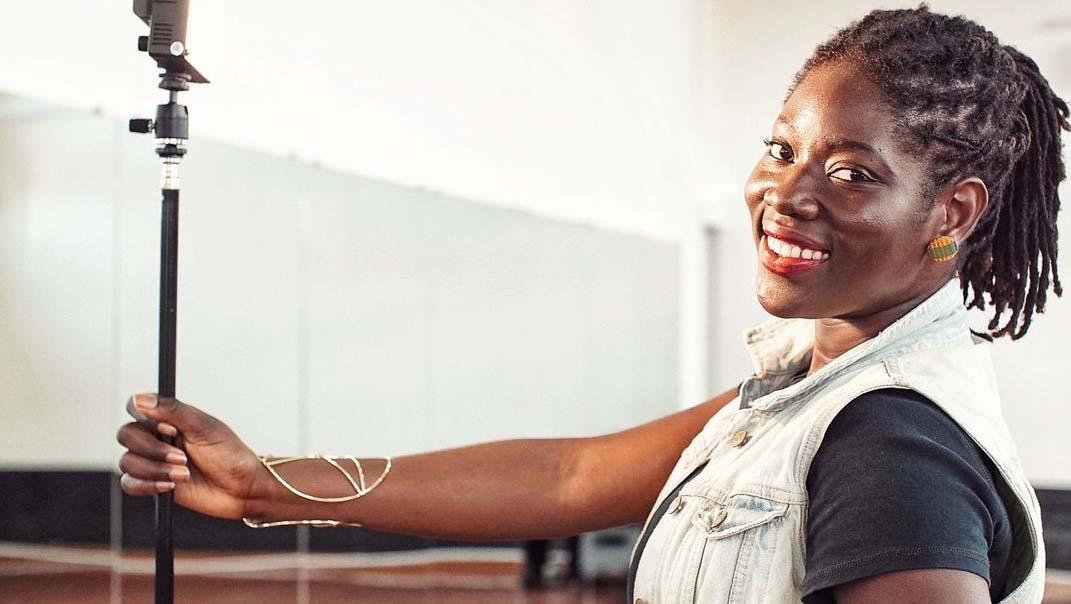 « Lorsqu'on veut aller à un haut niveau dans la danse, il faut aller à l'école » Mariama Touré, Fondatrice The Dance Hall